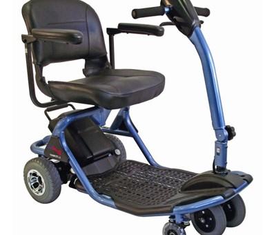 Rascal Liteway 3 Plus Travel Scooter