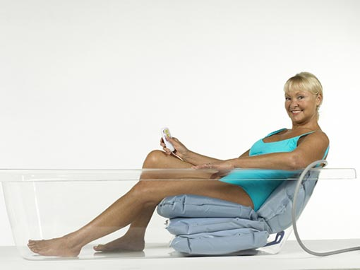 Mangar Bathing Cushion Lightweight